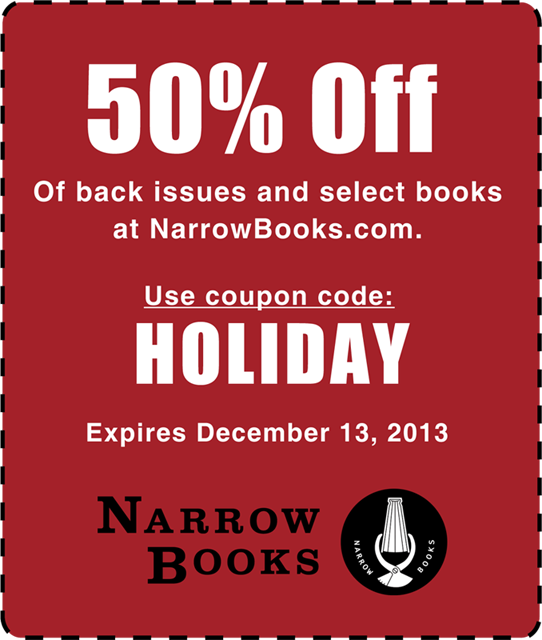 narrowbooksholiday